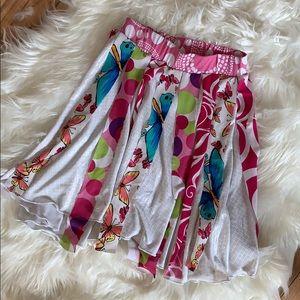 twirlygirl pinwheel skirt
